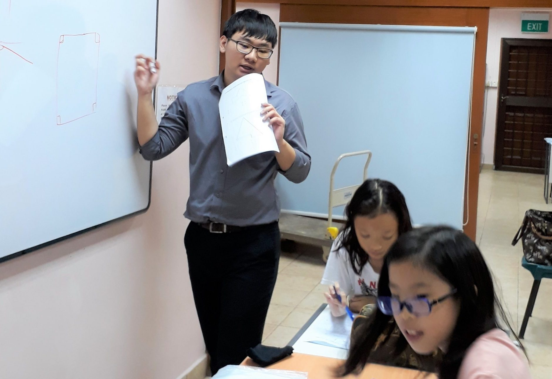 effective teaching in group tuition