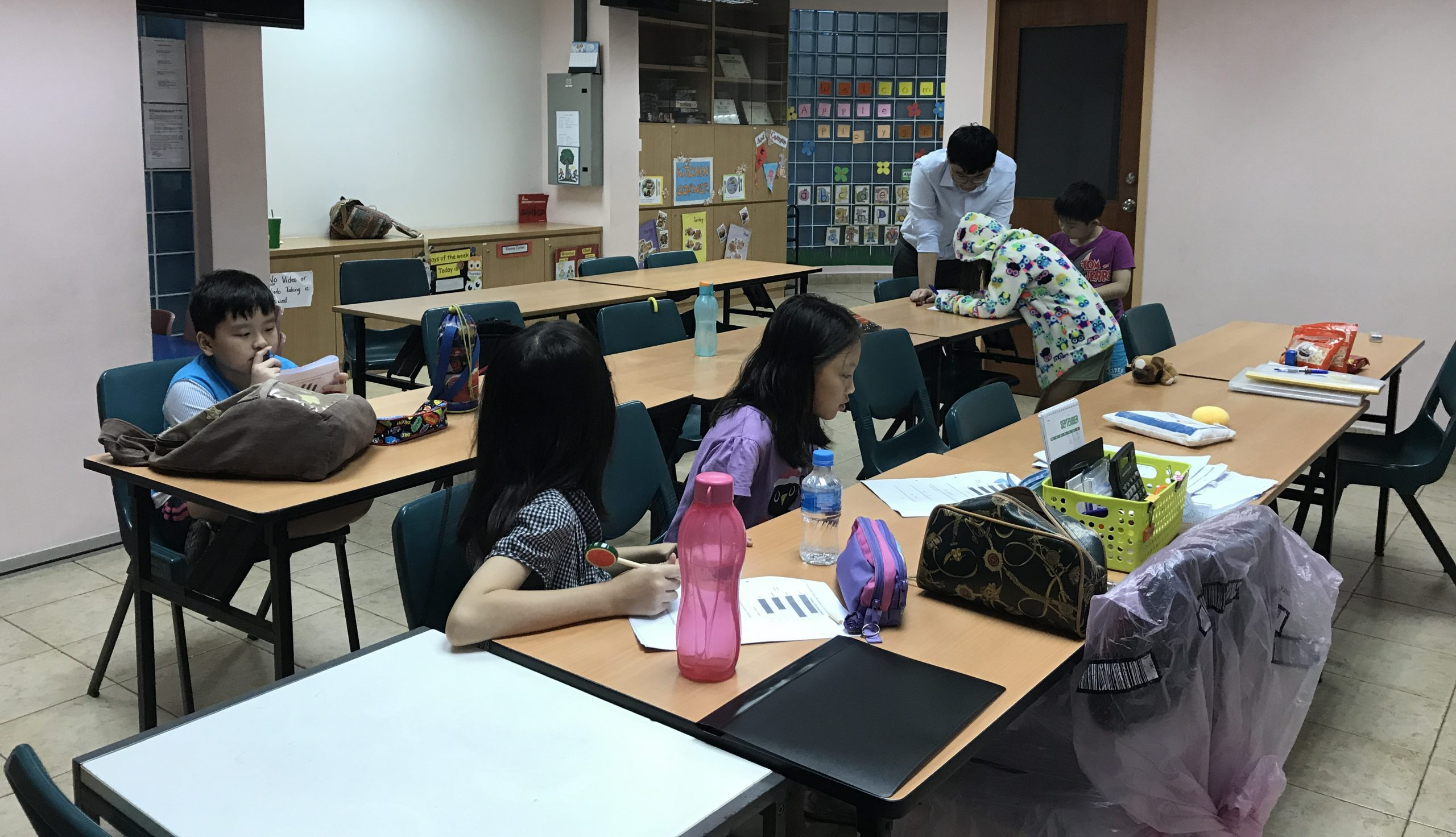 group tuition